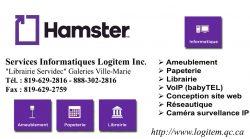 Hamster Logitem
